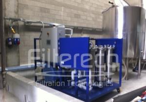 Serie FF - FF1800 - Rimozione combinata di particelle solide e acqua in olio