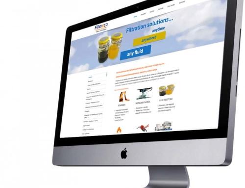 Nuovo sito web in linea